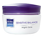 Nivea Visage Sensitive Balance Night Care